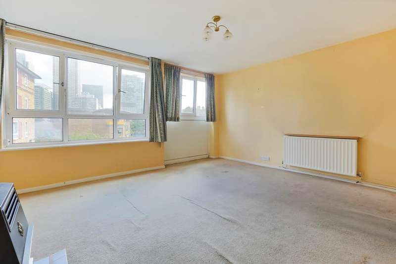 3 Bedrooms Flat for sale in Westcott House, East India Dock Road, London E14