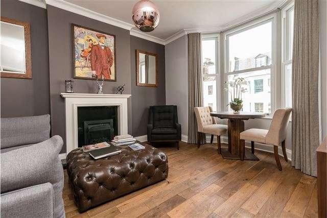 1 Bedroom Flat for sale in Vere Road, Brighton, East Sussex, BN1 4NR