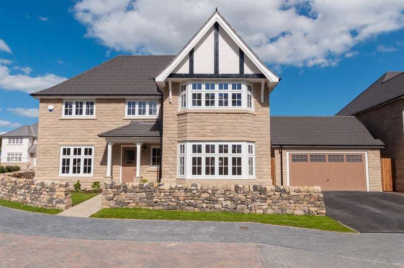 4 Bedrooms Detached House for sale in Mill Square, Horsforth Vale, LS18