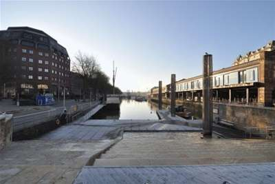 2 Bedrooms Flat for rent in Central Quay North, Broad Quay