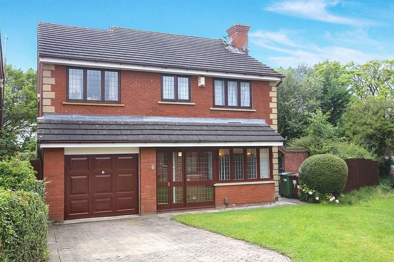 5 Bedrooms Detached House for sale in Wyne Close, Hazel Grove, Stockport, SK7