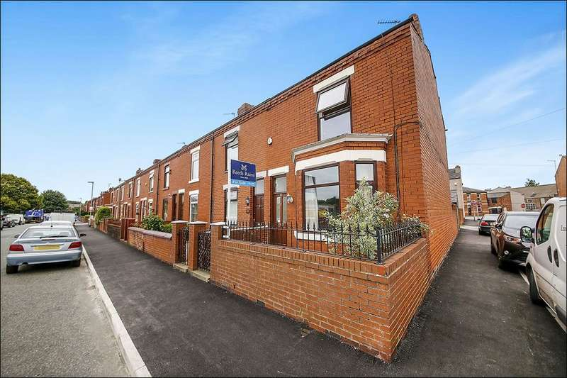 3 Bedrooms Terraced House for sale in Winifred Street, Ince, Wigan, WN3