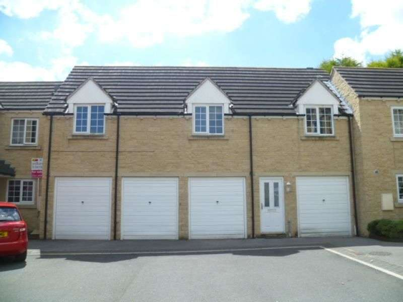 2 Bedrooms Flat for sale in Pippin Court, Halifax, HX2