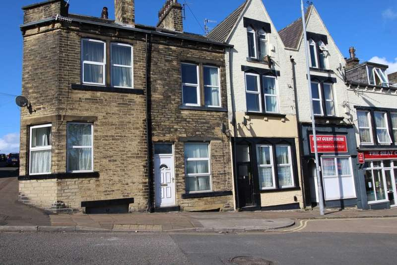 3 Bedrooms Terraced House for sale in Hunger Hill, Halifax, HX1