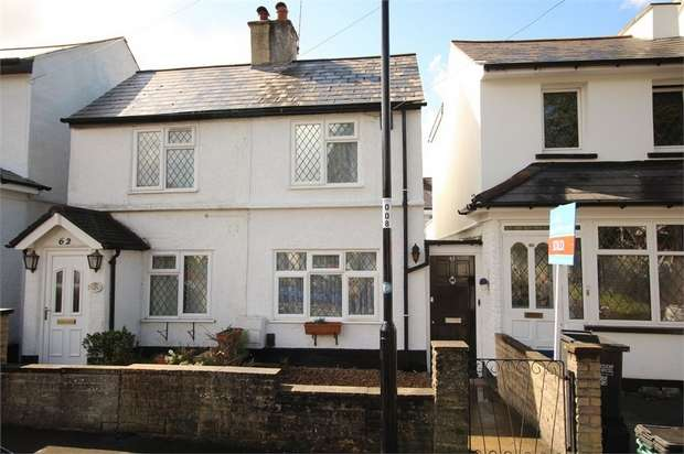 2 Bedrooms Semi Detached House for sale in Spring Park Road, Shirley, Croydon, Surrey