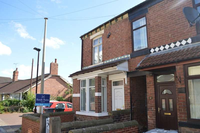 2 Bedrooms Semi Detached House for sale in Garfield Mount, Rotherham, S65