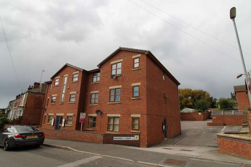 1 Bedroom Flat for sale in Flat C Terrace Road, Parkgate, Rotherham, S62