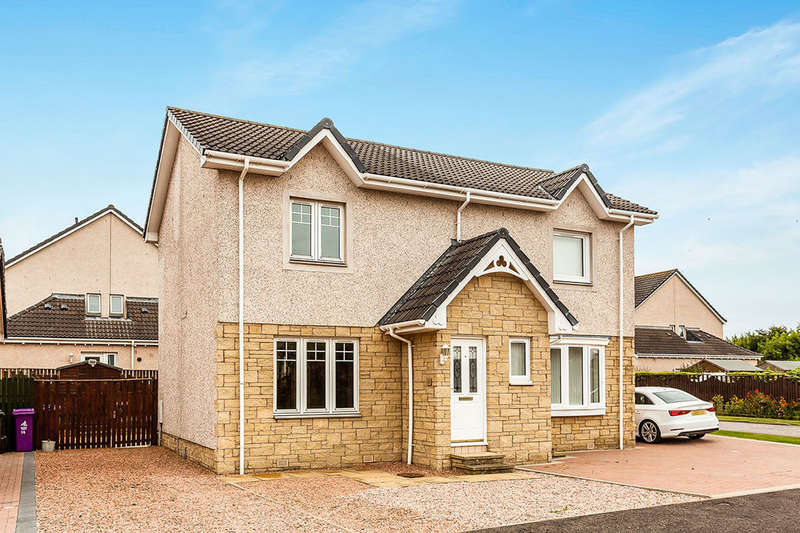 2 Bedrooms Semi Detached House for sale in Macnab Avenue, Montrose, DD10