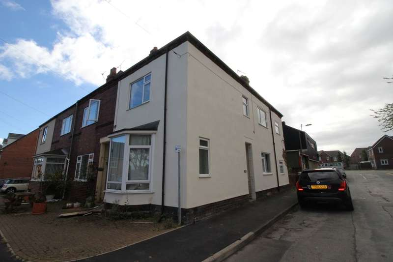 3 Bedrooms Terraced House for sale in Gilcar Street, Normanton, WF6