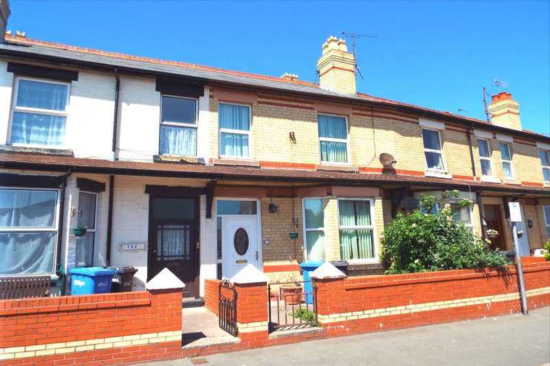 5 Bedrooms Property for sale in Wellington Road, Rhyl, LL18