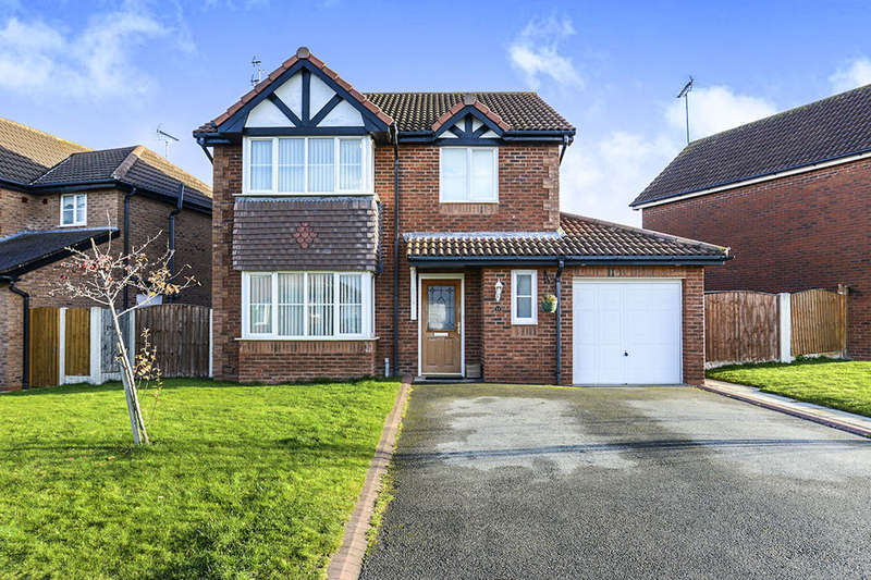 4 Bedrooms Detached House for sale in Lon Hafren, Rhyl, LL18