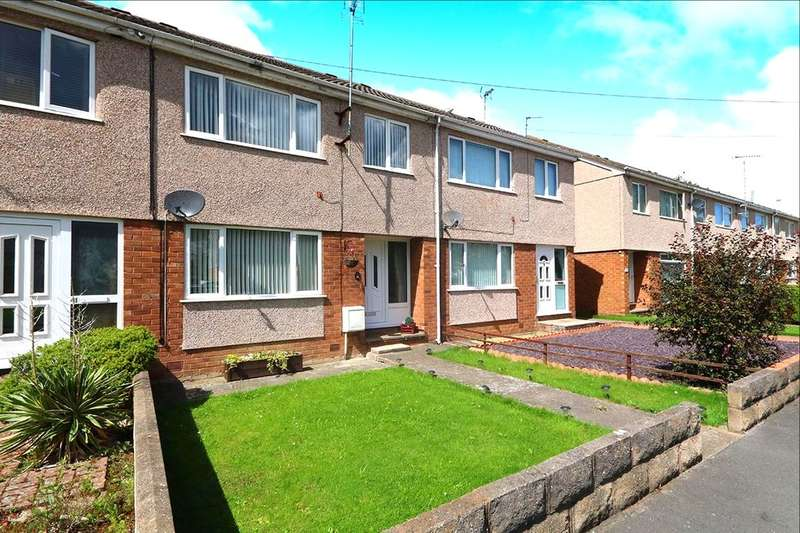 3 Bedrooms Terraced House for sale in Brookdale Road, Rhyl, LL18