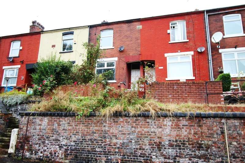 3 Bedrooms Terraced House for sale in Delaunays Road, Manchester, M8