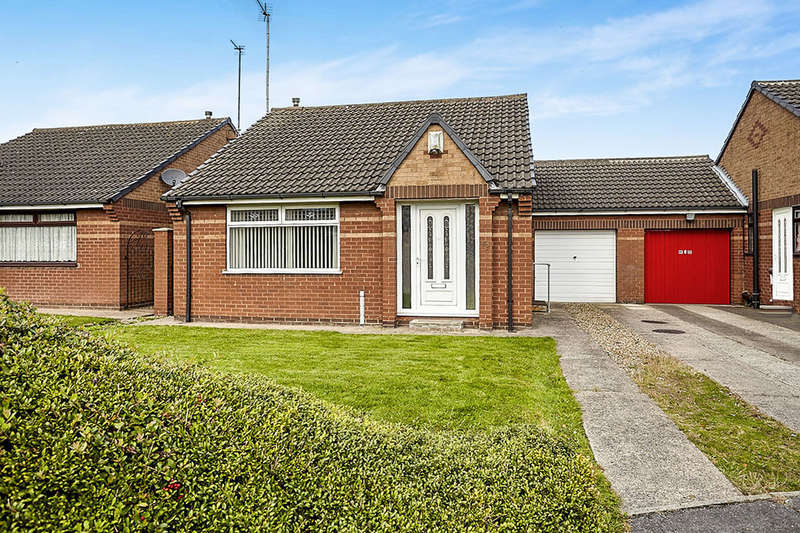 2 Bedrooms Semi Detached Bungalow for sale in Dunscombe Park, Hull, HU8
