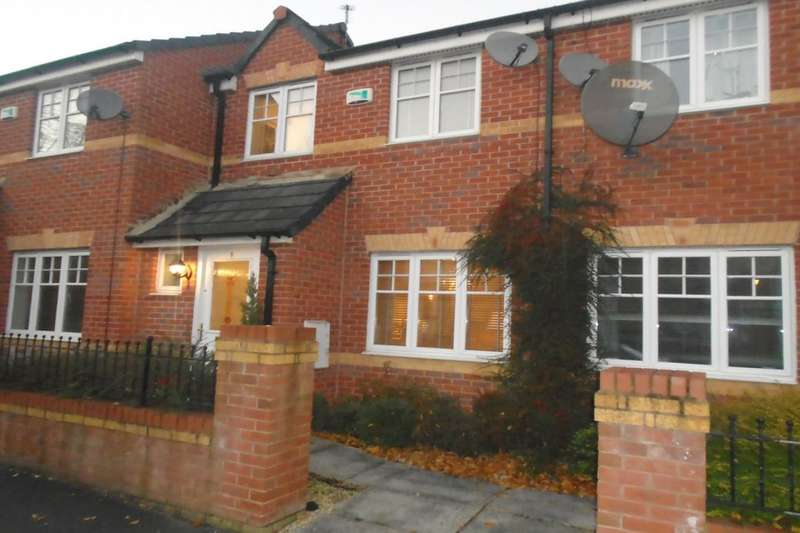 3 Bedrooms Terraced House for sale in Eldroth Avenue, Wythenshawe, Manchester, M22