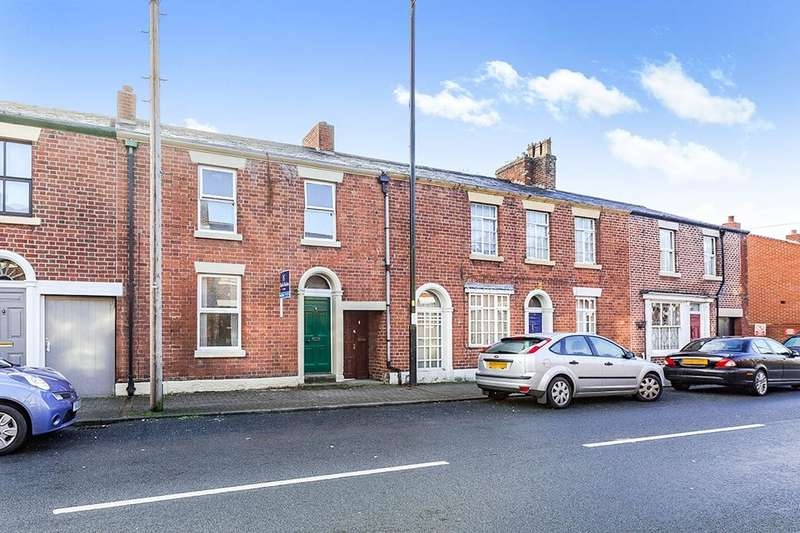 2 Bedrooms Terraced House for sale in Fox Lane, Leyland, PR25