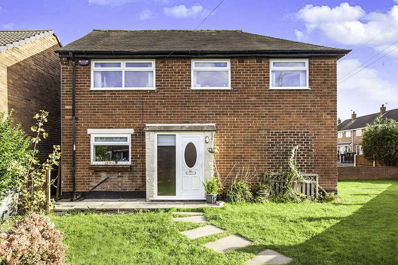 3 Bedrooms Semi Detached House for sale in Cartmel Place, Ashton-On-Ribble, Preston, PR2
