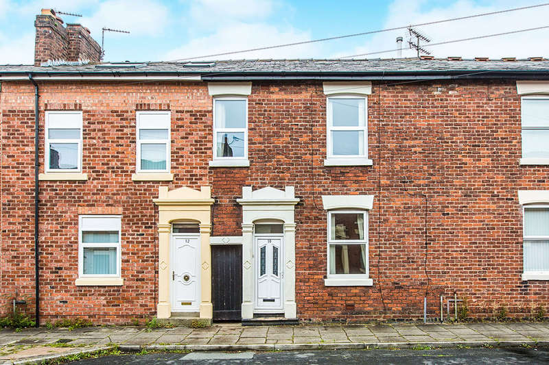 3 Bedrooms Terraced House for sale in Moor Hall Street, Preston, PR1
