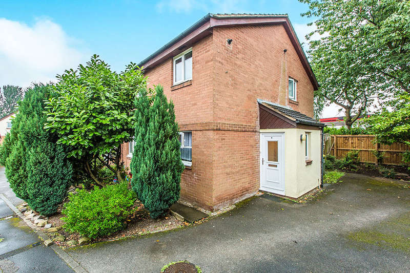 2 Bedrooms Flat for sale in St. Marys Close, PRESTON, PR1