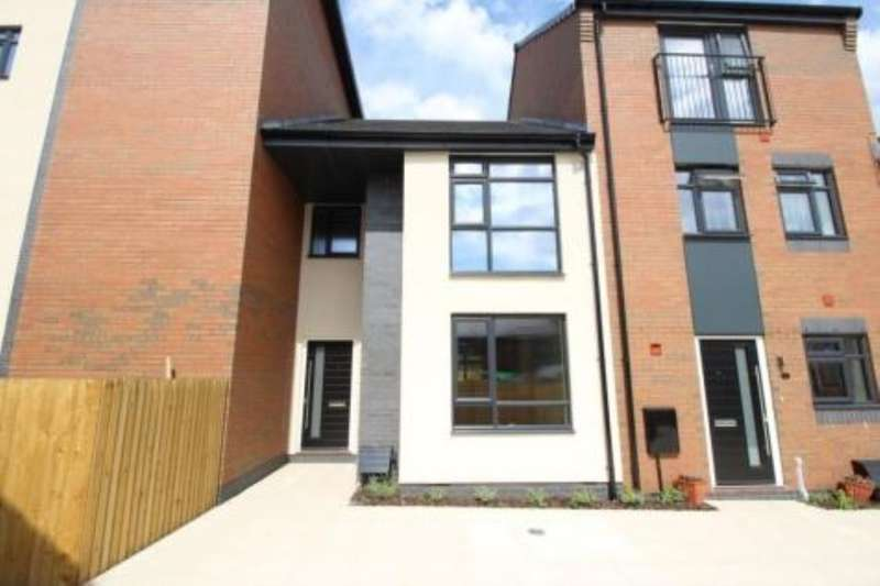 3 Bedrooms Property for sale in Leek Road, Stoke-On-Trent, ST1