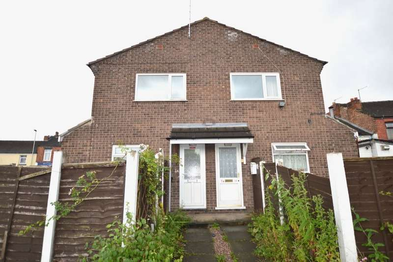 1 Bedroom Flat for sale in Greystone Park, Crewe, CW1
