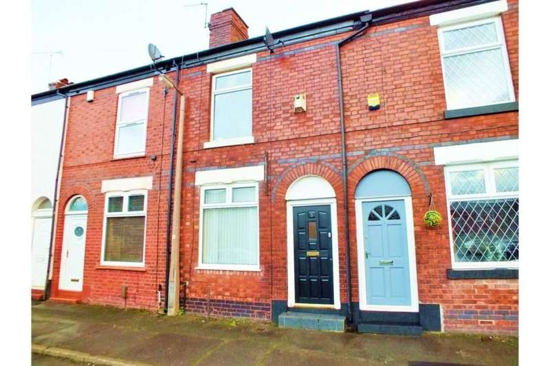 3 Bedrooms Terraced House for rent in Russell Street, Stockport, SK2