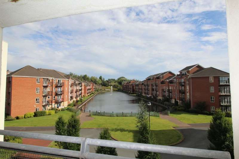 2 Bedrooms Flat for sale in Adler Way, Liverpool, L3