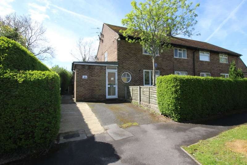 2 Bedrooms Flat for sale in Higher Croft, Penwortham, Preston, PR1