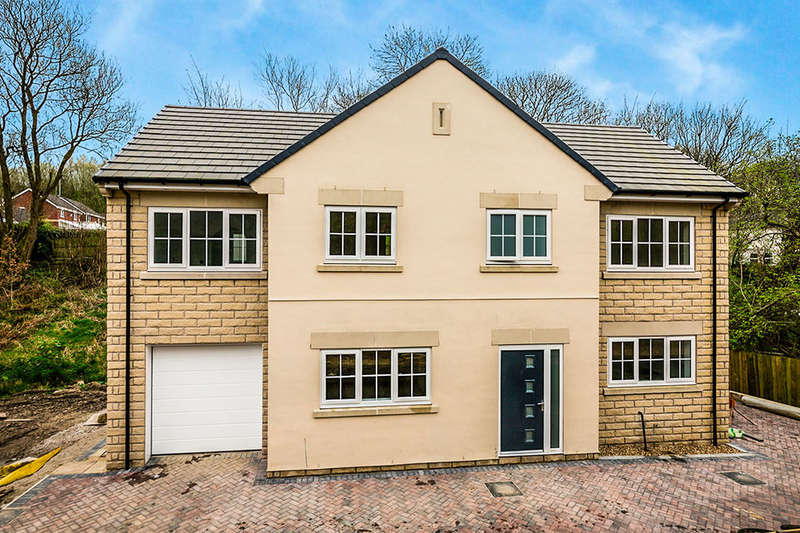 5 Bedrooms Detached House for sale in The Glades Godley Brook Lane, Hyde, SK14