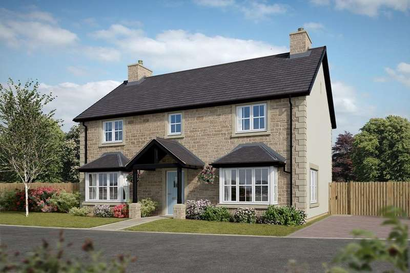 4 Bedrooms Detached House for sale in Waterside Cottam Way, Cottam, Preston, PR4