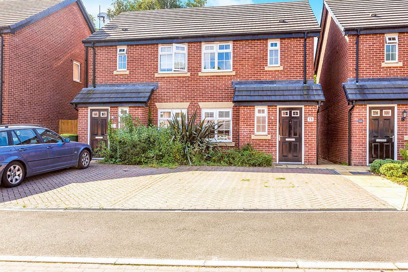 2 Bedrooms Semi Detached House for sale in St. Edwards Chase, Fulwood, Preston, PR2