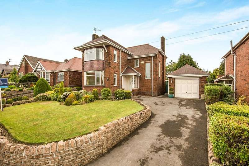 3 Bedrooms Detached House for sale in Nottingham Road, Codnor, Ripley, DE5