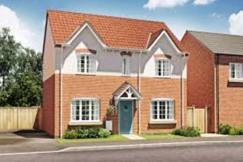 3 Bedrooms Detached House for sale in 'lichfield' Waingroves Road, Waingroves, Ripley, DE5