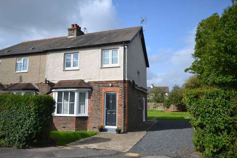 3 Bedrooms Semi Detached House for sale in Kingsham Road, Chichester, PO19