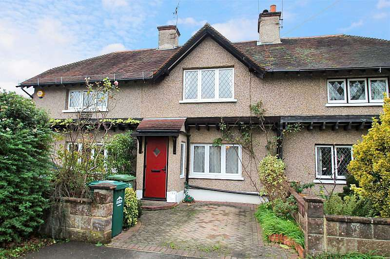 2 Bedrooms Terraced House for sale in Ashford Road, Laleham, TW18