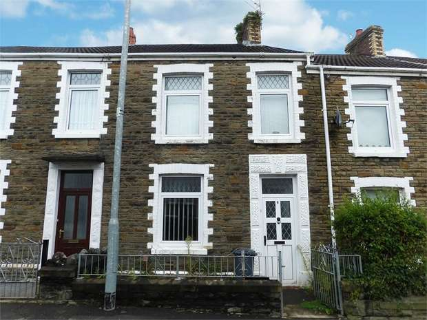 2 Bedrooms Terraced House for sale in Llantwit Road, Neath, West Glamorgan