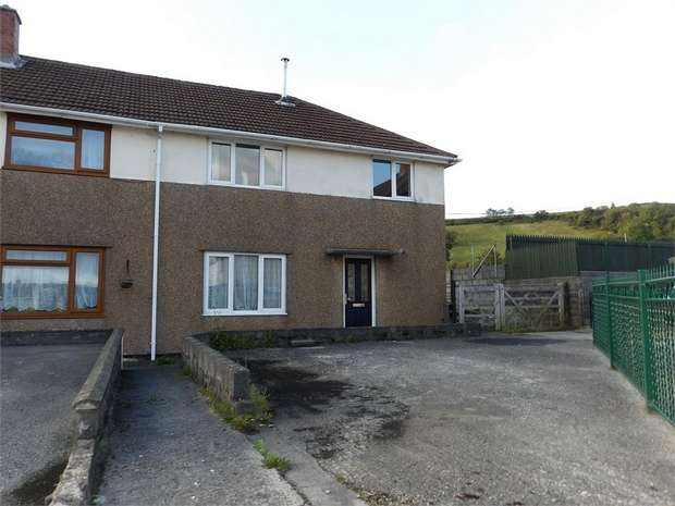 3 Bedrooms End Of Terrace House for sale in Hafod Elfed, Carmarthen