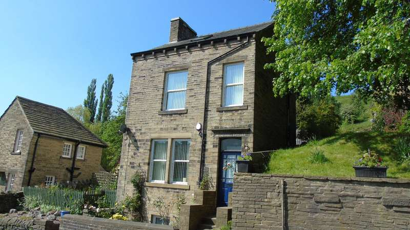 2 Bedrooms Detached House for sale in New Road Luddendenfoot Halifax