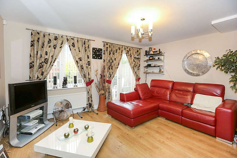 3 Bedrooms Detached House for sale in Upton Green, Wolverhampton, WV10