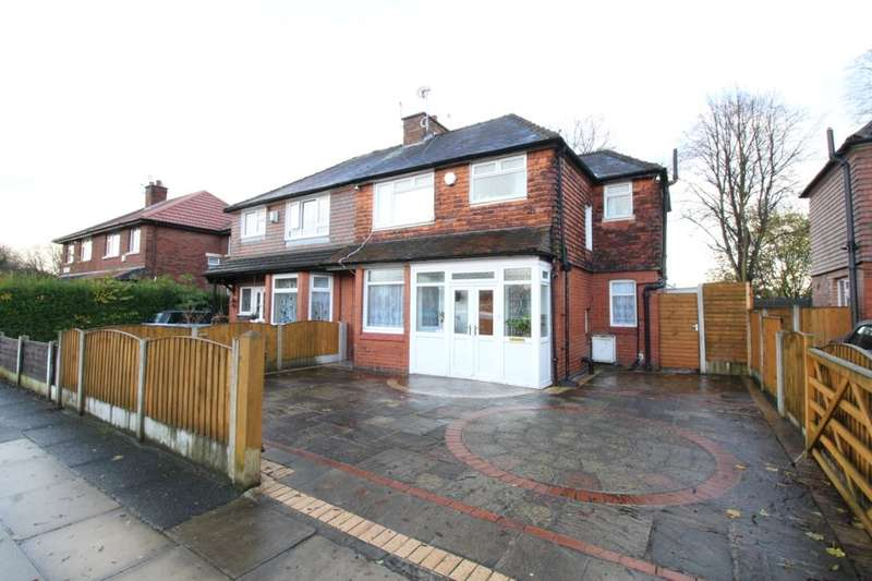 3 Bedrooms Semi Detached House for sale in Kings Road, Stretford, Manchester, M32