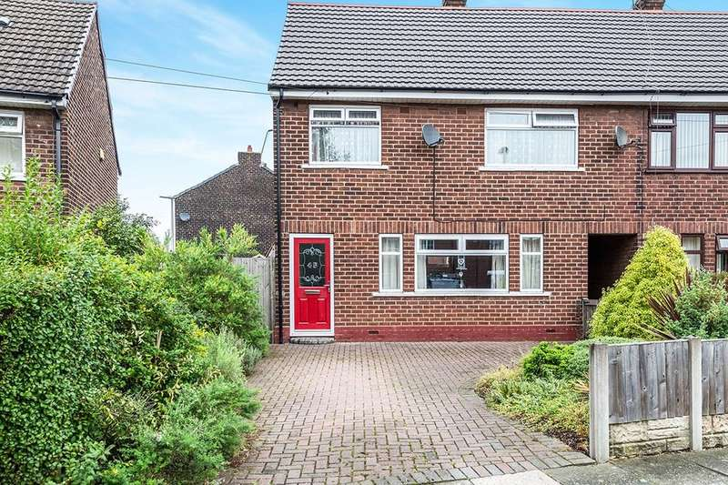 3 Bedrooms Semi Detached House for sale in St. Ambrose Road, Widnes, WA8