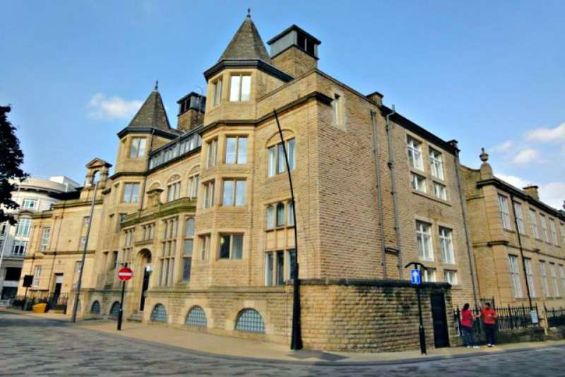 2 Bedrooms Flat for rent in Holly Street, Sheffield, S1