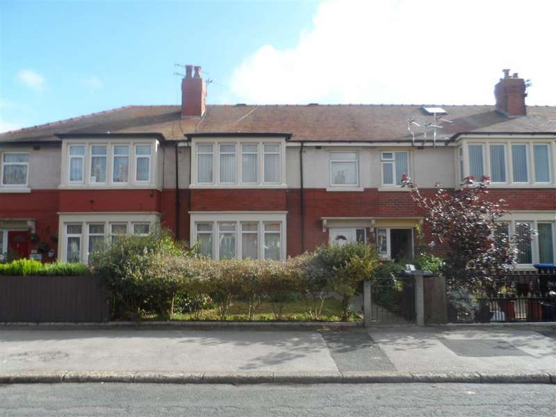 3 Bedrooms Terraced House for sale in Heathfield Road, Fleetwood, FY7 7LY