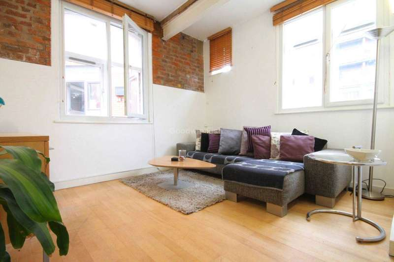 2 Bedrooms Apartment Flat for sale in Junction Works, 40 Ducie Street, Paradise Wharf
