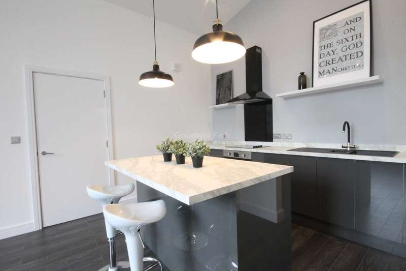 2 Bedrooms Apartment Flat for sale in Lincoln Gate, Redbank, Green Quarter