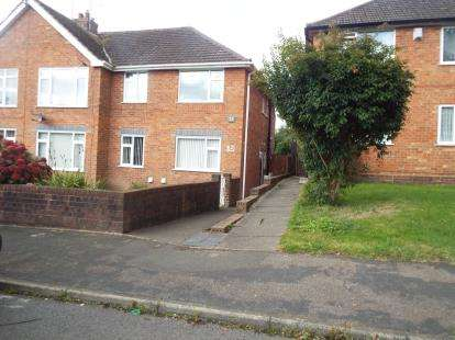 2 Bedrooms Maisonette Flat for sale in Colebridge Crescent, Coleshill, Birmingham, Warwickshire