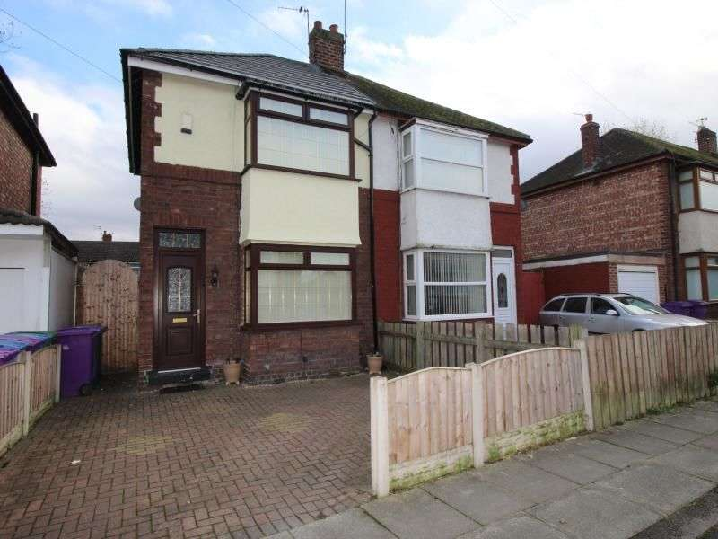 2 Bedrooms Semi Detached House for sale in Fieldton Road, Liverpool, L11