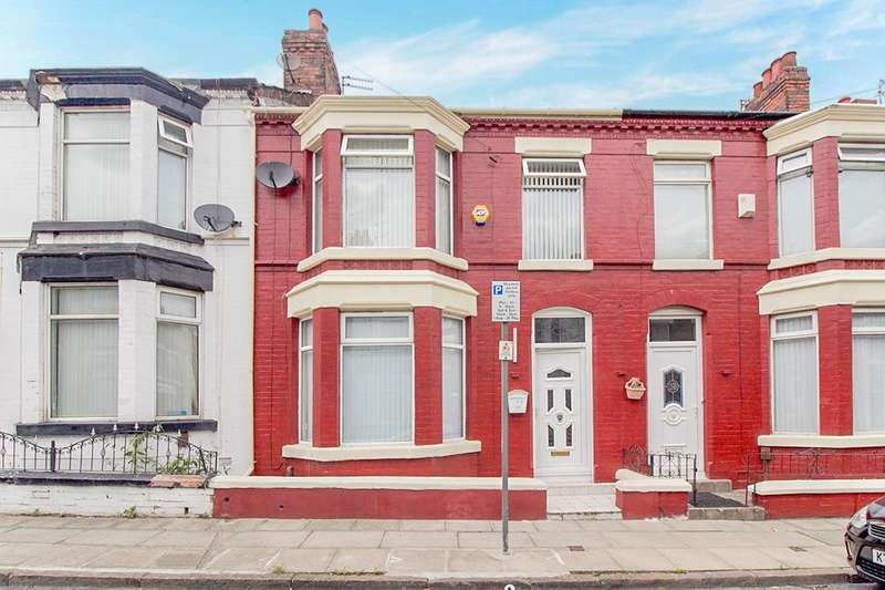 3 Bedrooms Terraced House for sale in Clovelly Road, Liverpool, L4