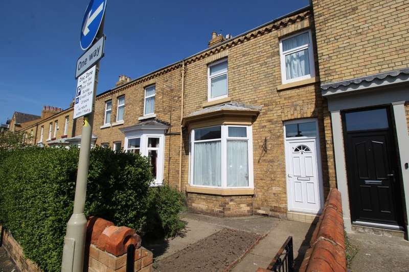 4 Bedrooms Terraced House for sale in Nares Street, Scarborough, YO12