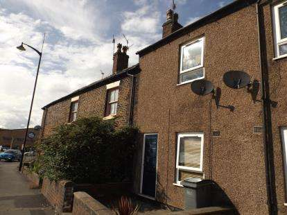 2 Bedrooms Terraced House for sale in Newcastle Street, Longport, Stoke On Trent, Staffs